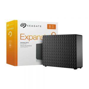 Seagate Expansion 8TB External USB3.0 Hard Drive
